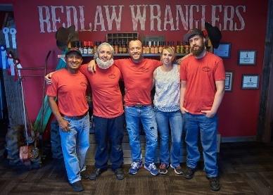 Redlaw Sauce Team